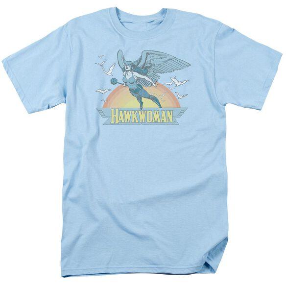 Dc Hawkwoman Short Sleeve Adult Light T-Shirt