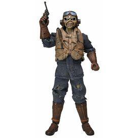 Iron Maiden Aces High Eddie 8-Inch Cloth Action Figure