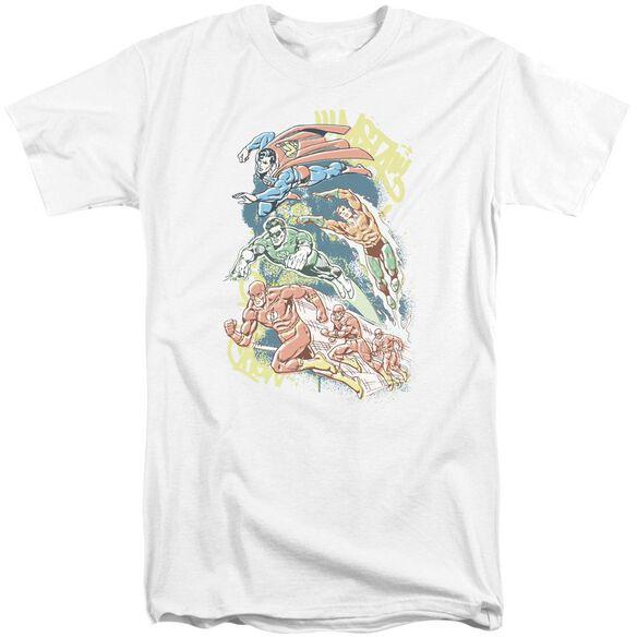 DC HALFTONE LEAGUE-S/S T-Shirt