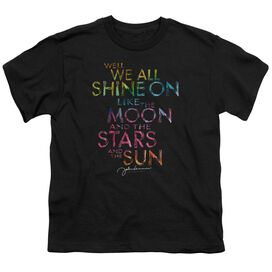 John Lennon All Shine On Short Sleeve Youth T-Shirt