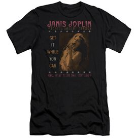 Janis Joplin One Night Only Hbo Short Sleeve Adult T-Shirt