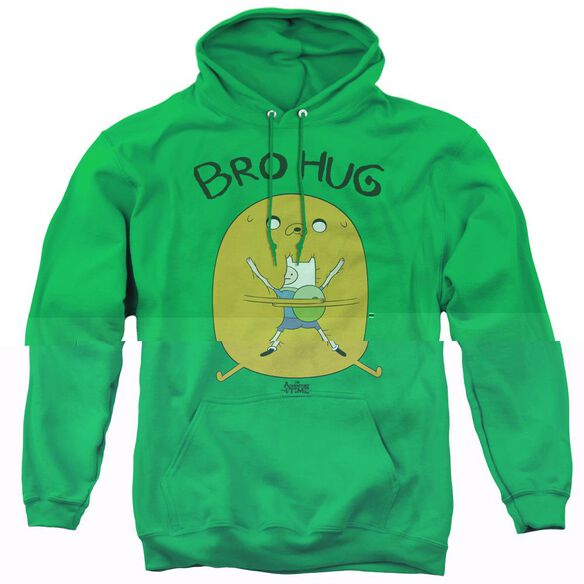 Adventure Time Bro Hug-adult Pull-over