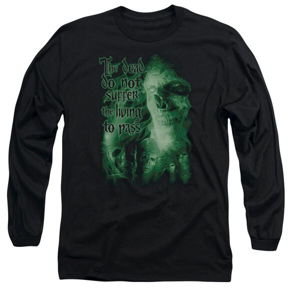 Lor King Of The Dead Long Sleeve Adult T-Shirt