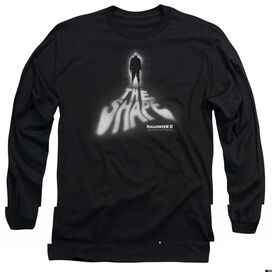 HALLOWEEN II THE SHAPE- L/S ADULT T-Shirt