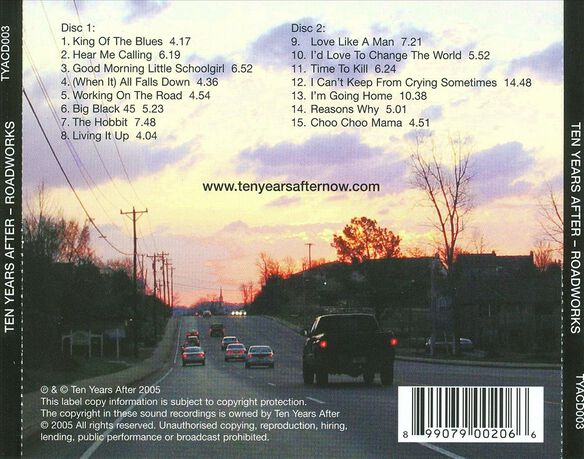 Roadworks (2 Cd)