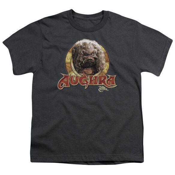 Dark Crystal Aughra Circle Short Sleeve Youth T-Shirt