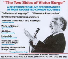 Victor Borge - Two Sides of Victor Borge
