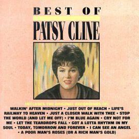 Patsy Cline - Best of Patsy Cline