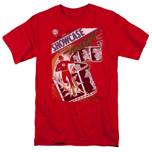 Jla Showcase #4 Cover Short Sleeve Adult T-Shirt