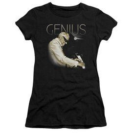 Ray Charles Genius Short Sleeve Junior Sheer T-Shirt