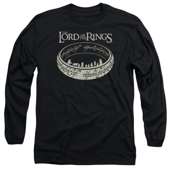 Lord Of The Rings The Journey Long Sleeve Adult T-Shirt