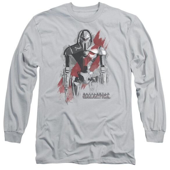 Bsg Rebel Cenurion Long Sleeve Adult T-Shirt