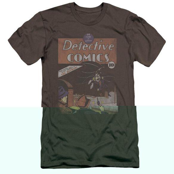 Dc Detective #27 Distressed-premuim Canvas Adult Slim