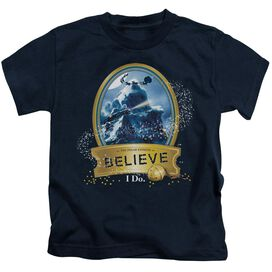 Polar Express True Believer Short Sleeve Juvenile T-Shirt