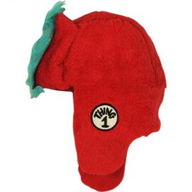 Dr Seuss Thing Plush Trapper Beanie