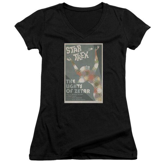 Star Trek Tos Episode 73 Junior V Neck T-Shirt
