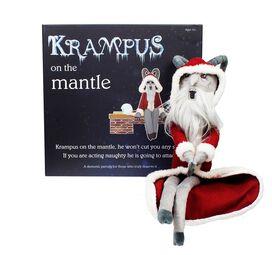 Krampus On The Mantle