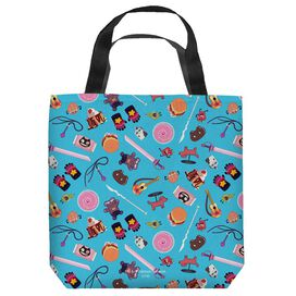 Steven Universe Props Tote Bag