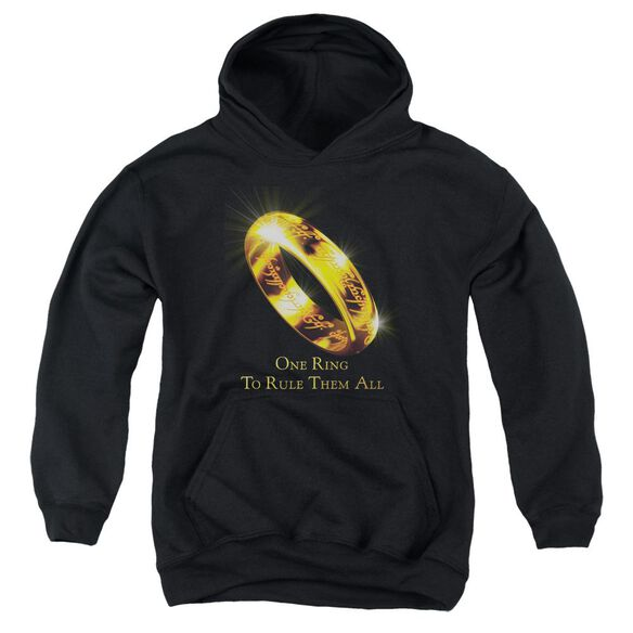 Lor One Ring Youth Pull Over Hoodie