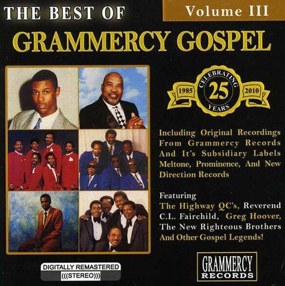 Best Of Grammercy Gospel 3 / Various