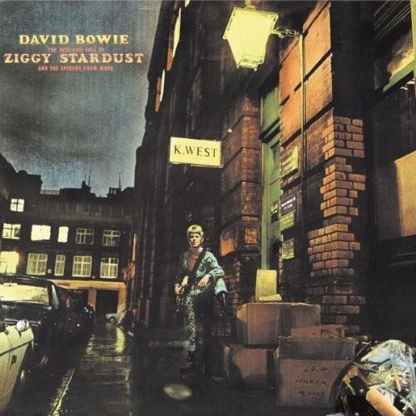 Rise & Fall Of Ziggy Stardust & The Spider From Ma