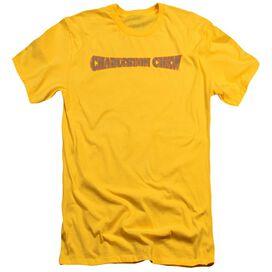 Tootsie Roll Charleston Chew Logo Short Sleeve Adult T-Shirt