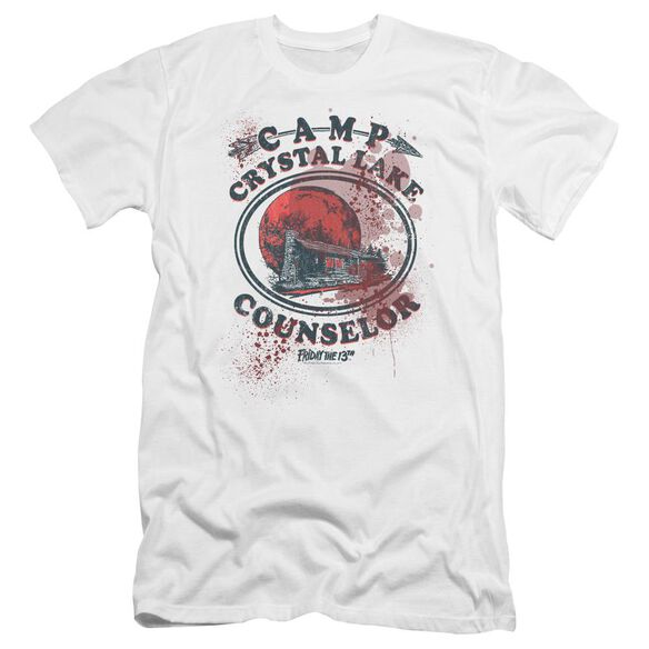 Friday The 13 Th Camp Counselor Victim Hbo Short Sleeve Adult T-Shirt