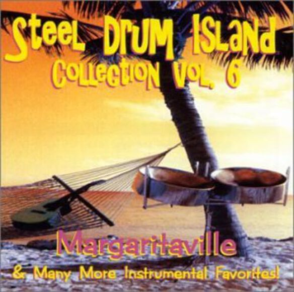 Steel Drum Island Collection: Margaritaville & Mor