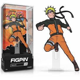 Naruto Shippuden Naruto Version 2 FiGPiN