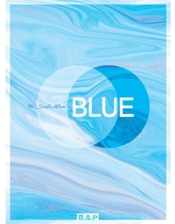 B.a.P. - Blue (Version A)