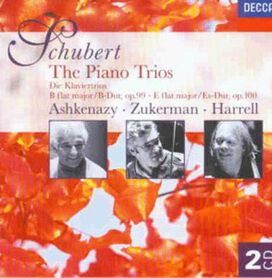 F. Schubert - Piano Trios Opp. 99 & 100