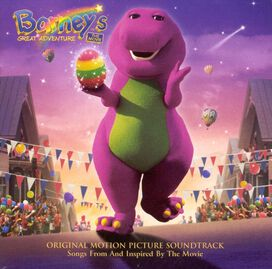 Original Soundtrack - Barney's Great Adventure