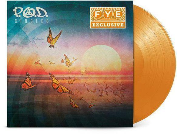 P.O.D. - Circles [Exclusive Orange Vinyl]