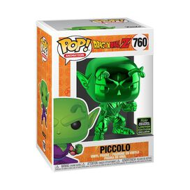 Funko Pop!: Dragon Ball Z - Piccolo [Green Chrome]