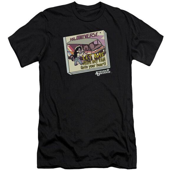 Steven Universe Mr. Universe Short Sleeve Adult T-Shirt