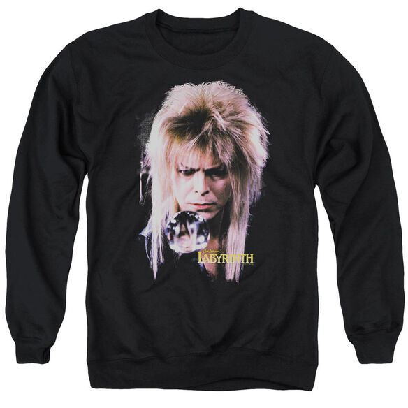 Labyrinth Goblin King Adult Crewneck Sweatshirt