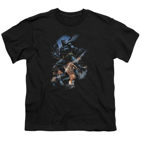 Batman Gotham Knight Short Sleeve Youth T-Shirt