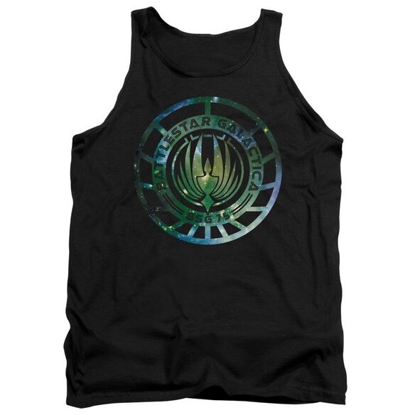 Battlestar Galactica (New) Galaxy Emblem Adult Tank