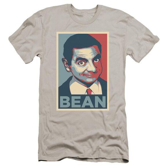 Mr Bean Poster Premuim Canvas Adult Slim Fit