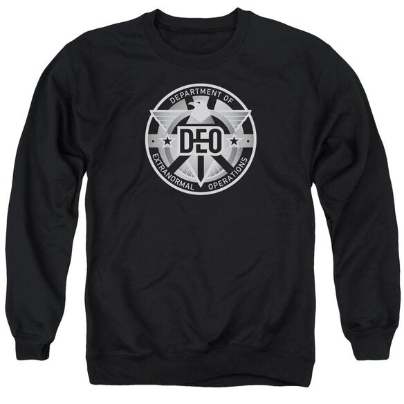 Supergirl Deo Adult Crewneck Sweatshirt