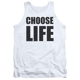 Wham Choose Life Adult Tank