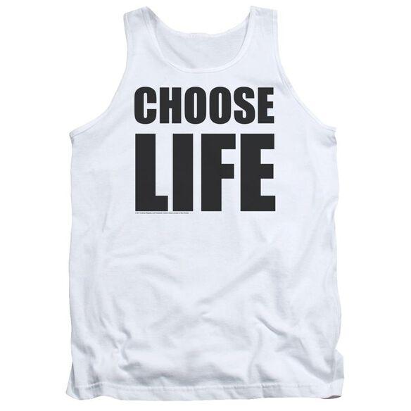 Wham Choose Life Adult Tank