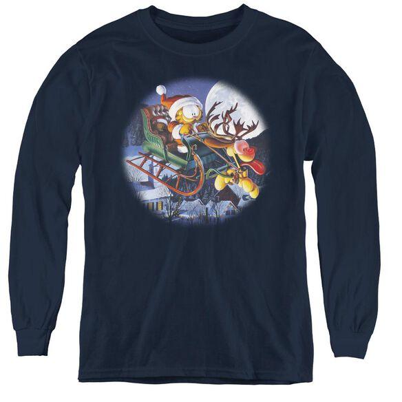 Garfield Moonlight Ride-youth Long