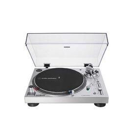 Audio-Technica LP120XUSB-SV Direct-Drive Turntable [Silver]