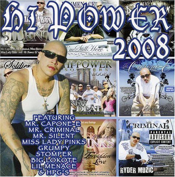 Various Artists - Best Of Hi Power 2008