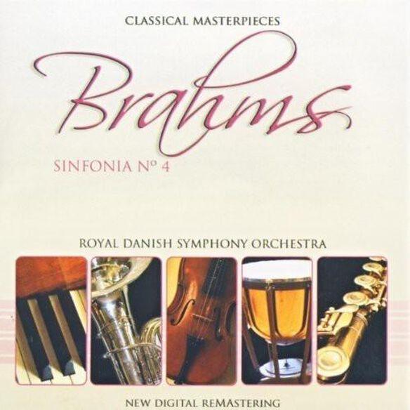 Brahms: Symphonie No 4 (Arg)