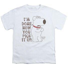 FAMILY GUY PICK IT UP-S/S T-Shirt