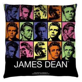 James Dean Color Block Throw