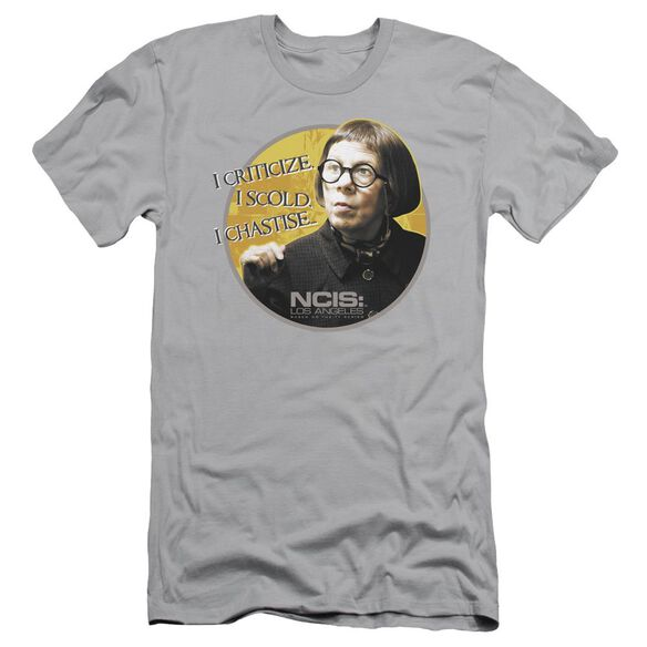 Ncis:La Hetty Short Sleeve Adult T-Shirt