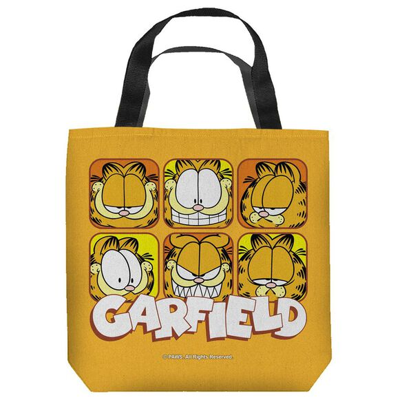 Garfield Faces Tote